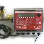 Счётчик горячей воды с термодатчиком фото