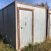 Бытовки строительные жилые продам в Югорске фото