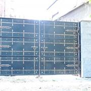 Ворота металлические. Ковка фото