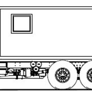Автофургоны КАМАЗ 693301 Автомобиль специальный Модели 693301, 693302, 693303, 693304, 693305 фото