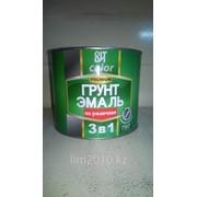 Грунт эмаль по ржавчине ВИТ Колор 3 в 1 фото