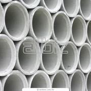 Трубы железобетонные напорные фото