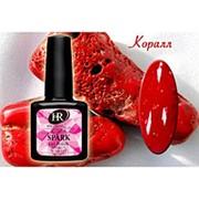 Holy Rose Spark № 510 Коралл гель-лак 7,3 мл фото