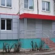 Поставка и монтаж навесных вентилируемых фасадов фото