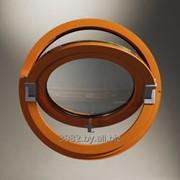 Деревянные окна система Торнадо фото