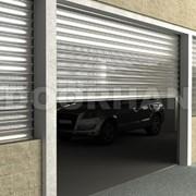 Ворота промышленные рулонные DoorHan фото