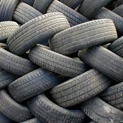 Утилизация отработанных автомобильных шин фото