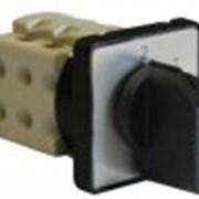 Переключатели коммутационные кулачковые ПК10,16,25 фото