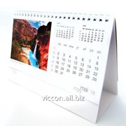 Календарь calendar de birou 2016 peisaje 21.3 x 11 см AG21112 фото