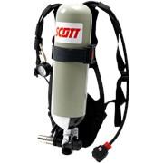 Дыхательный аппарат SCOTT фото