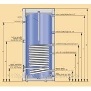 теплообменник с неподвижной решеткой