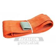 Строп текстильный петлевой /СТП/ грузоподъемность 10,0т длина 6,0м фото