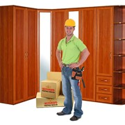 Установка мебели фото