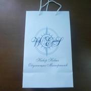 Пакеты фирменные с логотипом фото