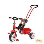 Велосипед Boby New красный фото