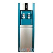 Напольный кулер с электронным охлаждением LESOTO 16 LD/E blue-silver фото