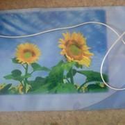 Инфракрасный коврик декоративный фото