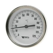 Термометр биметаллический для труб фото