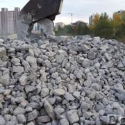 Бой бетона фото