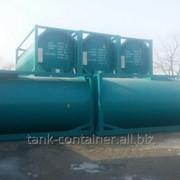 Танк-контейнер для ГСМ фото