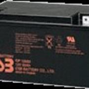 Аккумуляторная батарея GP12650 производства CSB фото
