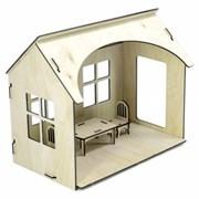 Развивающая игра Кукольный домик Домик фото
