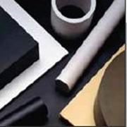 Стержни, листы, втулки из полиэтилентерафталата (ПЭТ) фото