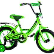 Детский велосипед Nameless Vector 16 салатовый фото