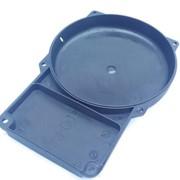 Крышка ( пластмассовая для нагнетателя воздуха КОМПАКТ) фото