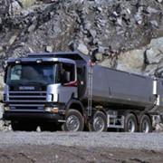 Самосвалы Scania P124CB8X4HZ 420 фото