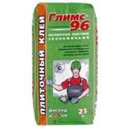 Клей плиточный ГЛИМС- 96 фото