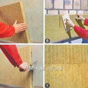 Фасадная облицовочная плита из каменной ваты Rockwool Rockpanel Natural Xtreme 3050*1200*8 фото