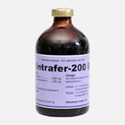 Препарат витаминный Интрафер-100 В12 фото