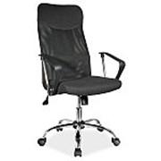 Кресло компьютерное Signal Q-025 (черный, ткань) фото