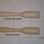 толкушка-картофелемялка деревянная (береза, сосна) фото