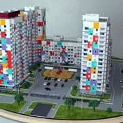 Изготовление архитектурных макетов фото