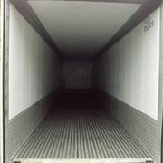 Рефконтейнер 40 футов 1998 г.в. фото