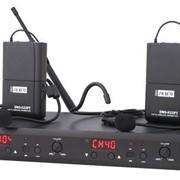 Радиосистема с двумя передатчиками PROAUDIO DWS-822PT