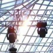 Фермы алюминиевые прямоугольного сечения АМ-61К3 фото