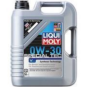 НС-синтетическое моторное масло LIQUI MOLY Special Tec V 0W-30 5л фото