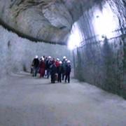 Экскурсия соляная шахта, Украина, Соледар фото
