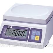 Весы эконом-класса для простого взвешивания с дублирующим дисплеем SW-10S фото