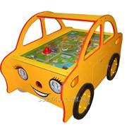 Аэрохоккей детский (домашний) Машинка, арт. 59 фото