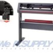 Универсальный режущий и рисующий плоттер с дополнительной опцией вырезка по контуру фото