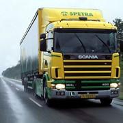 Полуприцепы фургоны фото
