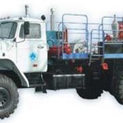 Агрегат цементировочный АЦ-32 на шасси автомобиля Урал-4320 фото