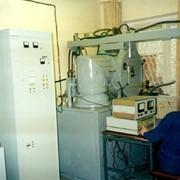 Установка лабораторная высокочастотного магнетронного напыления (УВМН) фото