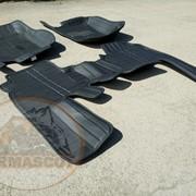Коврики Toyota Prius 3D модельные фото