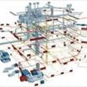Проектирование инженерных систем и сетей фото