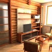 Разработка проектов мебели и интерьера